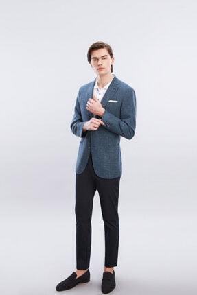 W Collection Lacivert Chıno Pantolon