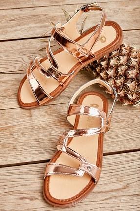 Bambi Rose Kadın Sandalet L0652084539