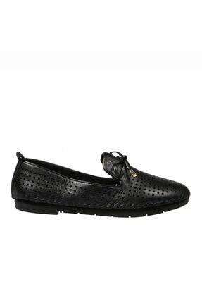 Hammer Jack Siyah Kadın Ayakkabı 168 1843-z