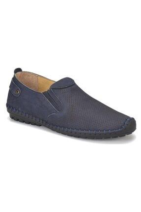 Flogart 101 1455 Hakiki Deri Casual Erkek Yazlık Ayakkabısı
