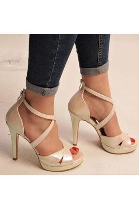 Pierre Cardin Kadın Topuklu Ayakkabı (Pc-50131)