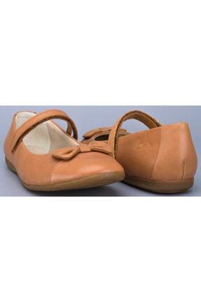 CLARKS Kız 7 Yaş Üstü Babet Ayakkabı Şık Ve Rahat