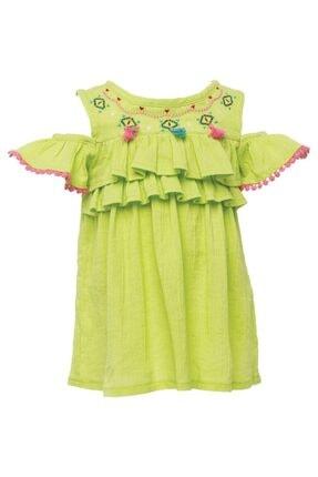 Zeyland Kız Bebek Yeşil T-shirt