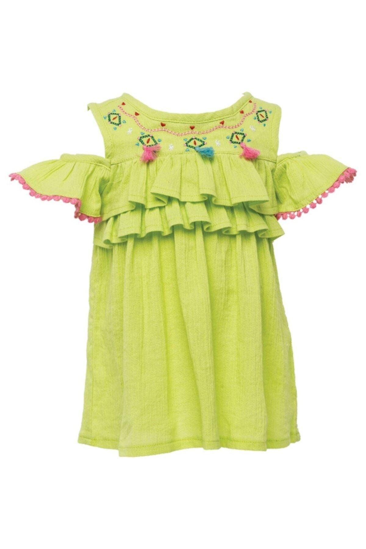 Zeyland T-shirt Yeşil 1