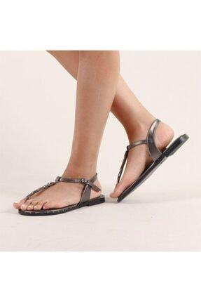 Hammer Jack Platin Kadın Terlik / Sandalet 200 44-181028-z