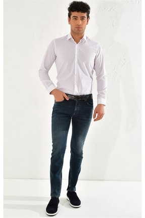 Efor 061 Slim Fit Mavi Jean Pantolon