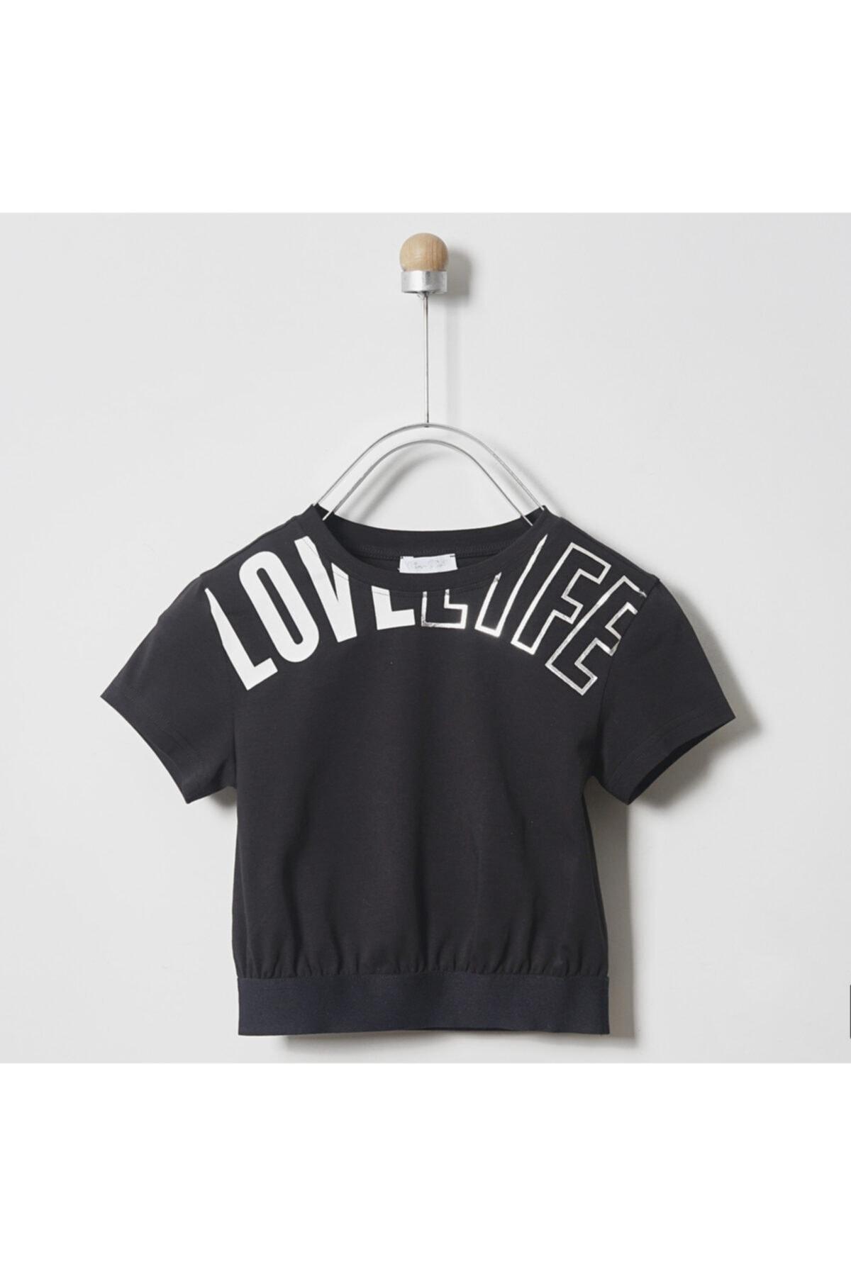 Panço Kız Çocuk T-shirt 2011gk05006 1