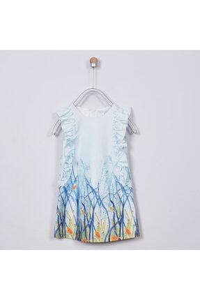 Panço Kız Çocuk Elbise 2011gk26024