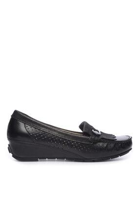 KEMAL TANCA Kadın Derı Ayakkabı Ayakkabı 646 804-4 Bn Ayk