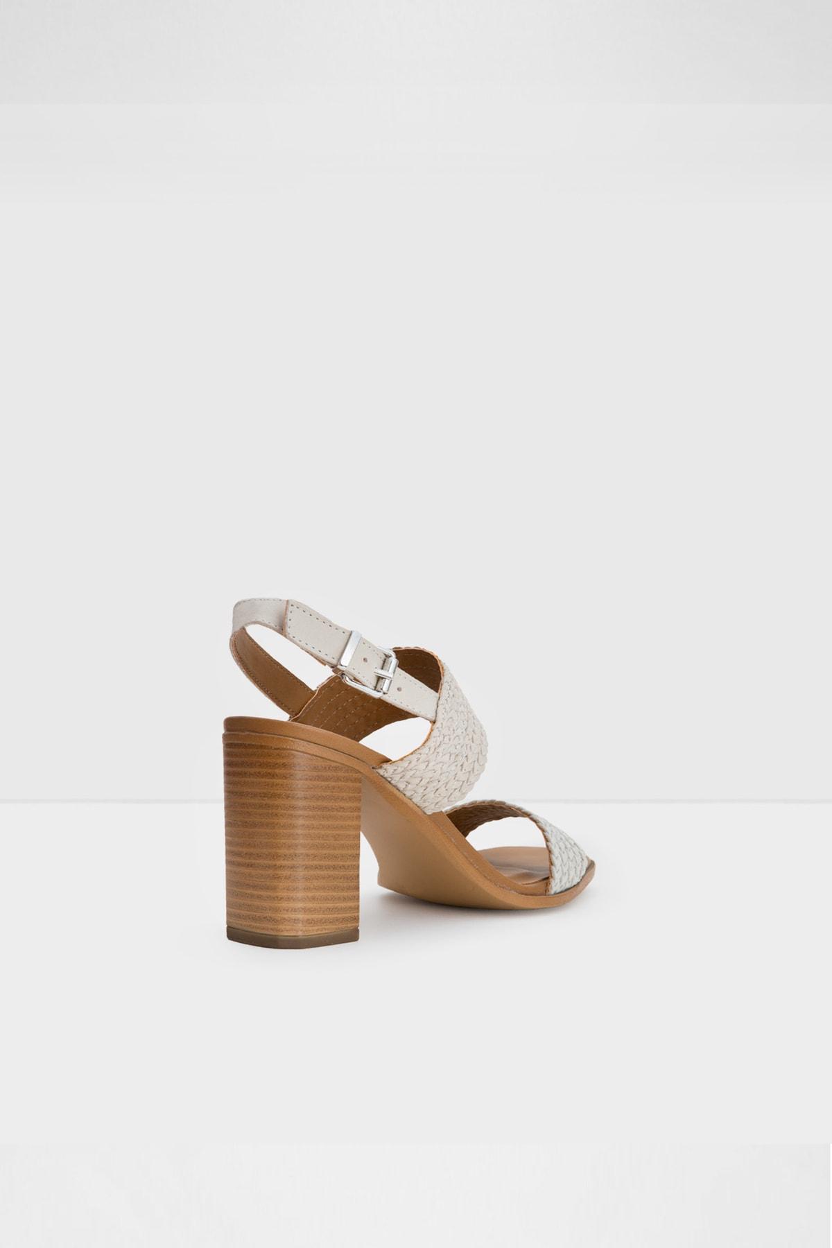 Aldo Fraco-tr - Taba Kadın Topuklu Sandalet 2