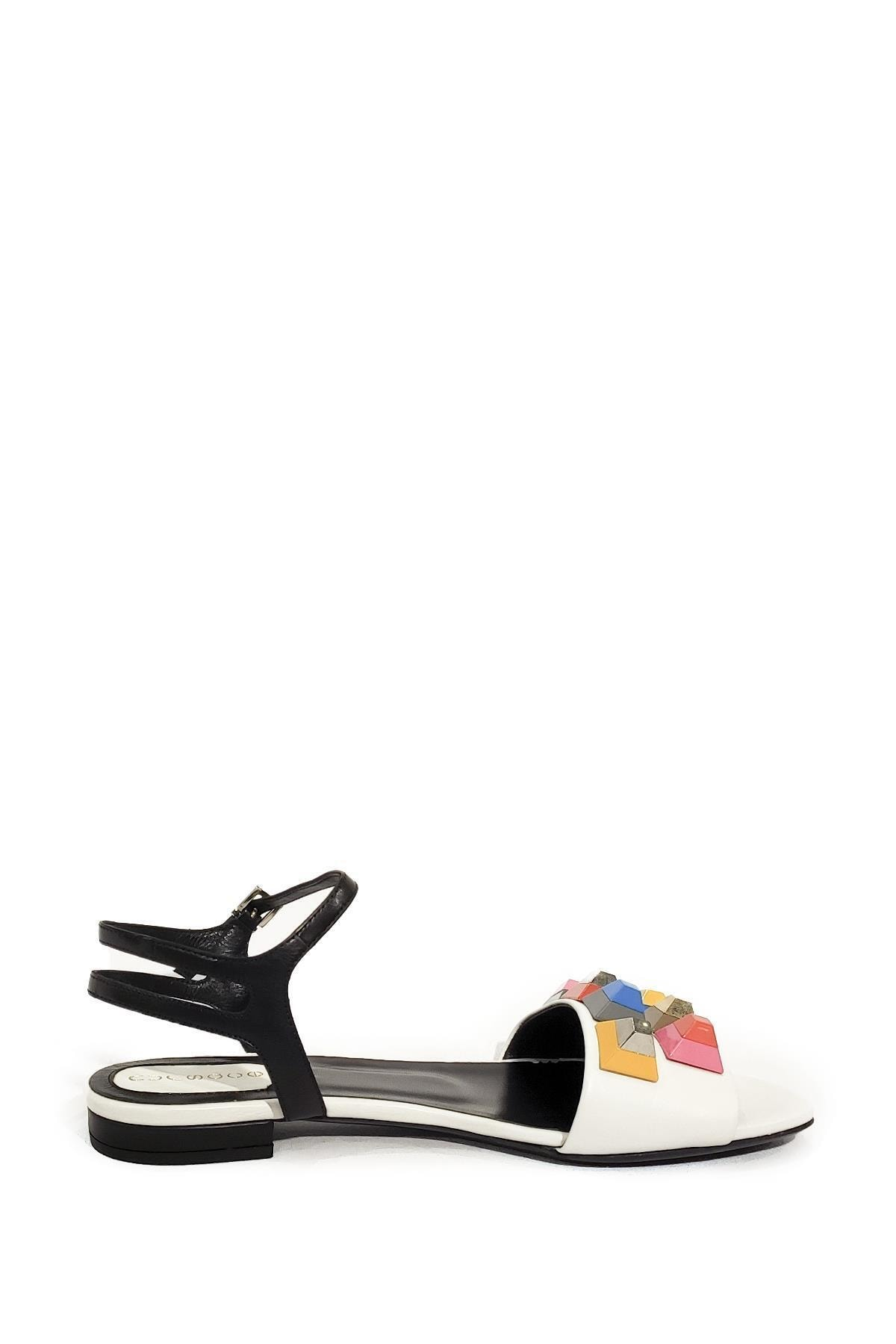 Nursace Hakiki Deri Sandalet Nsc16y-a51204 2