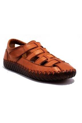Polaris 103276.Z1FX Taba Kadın Klasik Ayakkabı 101003379