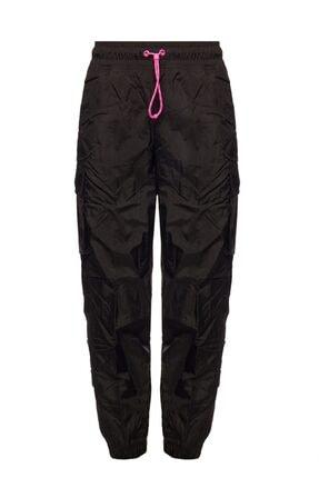 Nike Sportswear Icon Clash Woven Trousers Kadın Eşofman Altı - Siyah