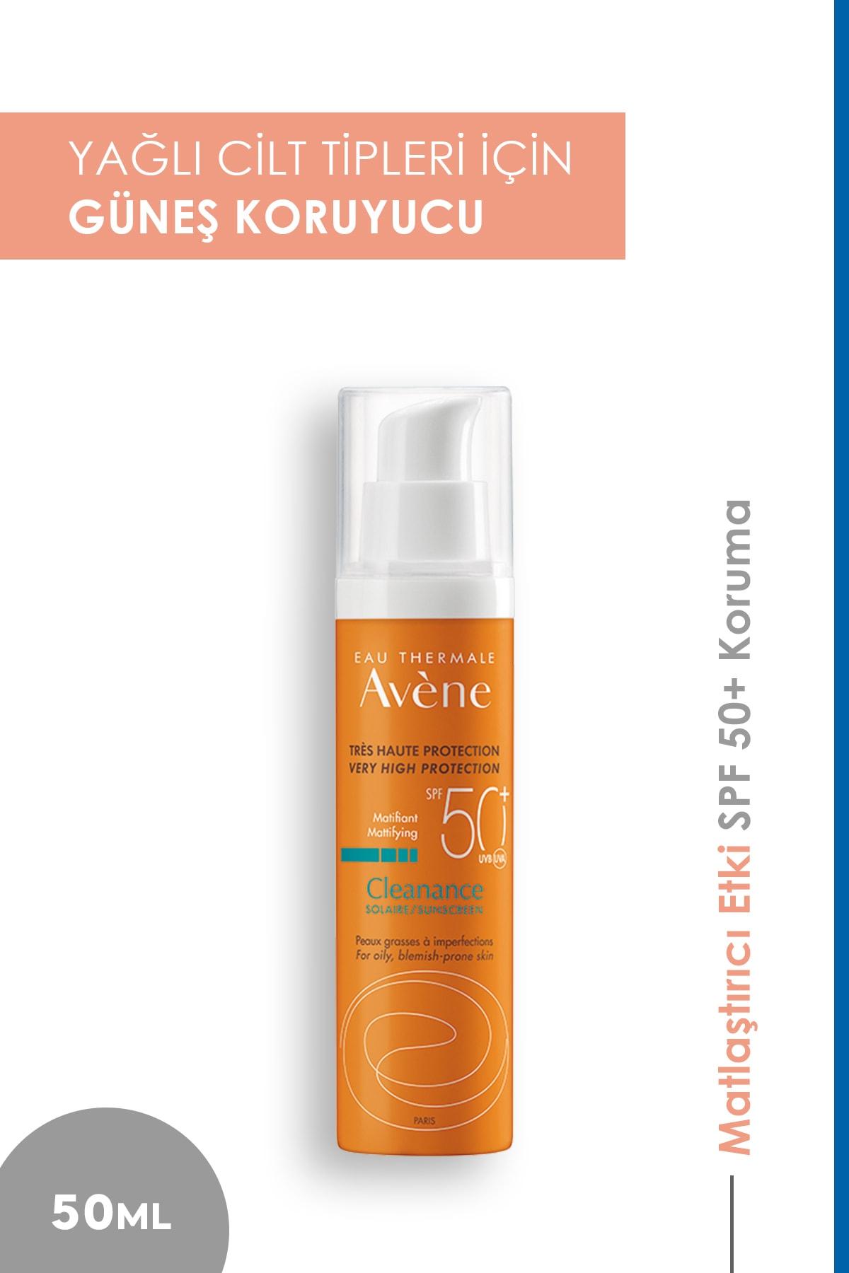 Avene Cleanance Spf 50 Güneş Kremi 50 ml 1