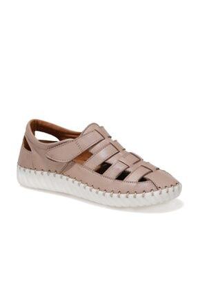 Polaris 5 Nokta 103276.Z1FX Vizon Kadın Klasik Ayakkabı 101003367