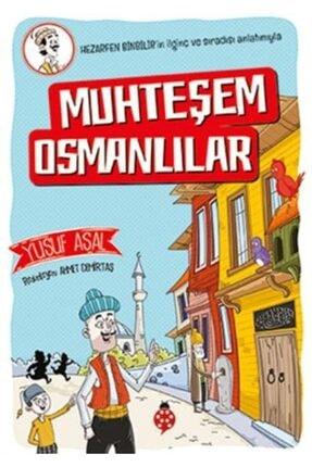 Uğurböceği Yayınları Muhteşem Osmanlılar