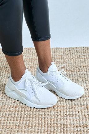 Tonny Black Beyaz Unisex Sneaker HRC-Q-0