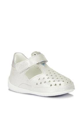 Vicco Kız Bebek Gümüş Rengi İlk Adım Günlük Ayakkabı