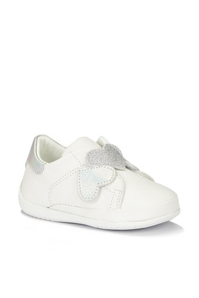 Vicco Lara Simli Kız Ilk Adım Beyaz Günlük Ayakkabı