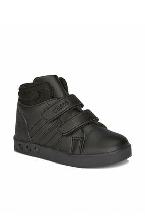 Vicco Lucky Unisex Çocuk Siyah Günlük Ayakkabı