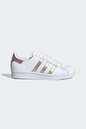 adidas Çocuk Günlük Spor Ayakkabı Superstar J Fw8279