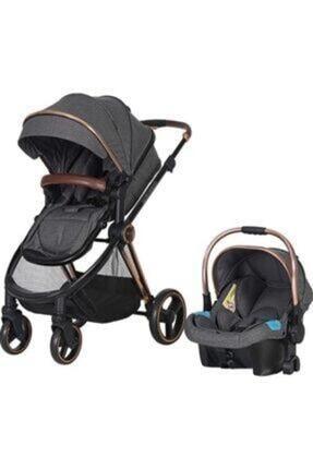 Prego Baby Prego Macan Travel Bebek Arabası Gri