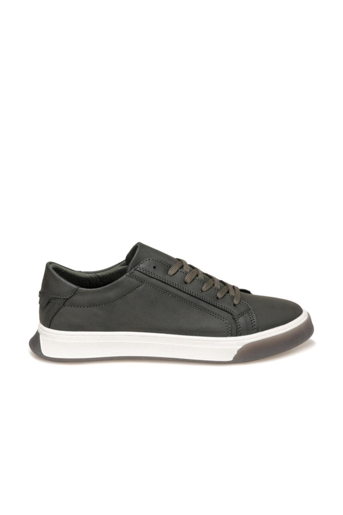 FORESTER 9104 1FX Haki Erkek Kalın Tabanlı Sneaker 100909435 2