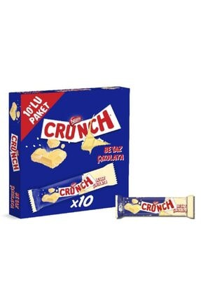 Nestle Crunch Beyaz Çikolata
