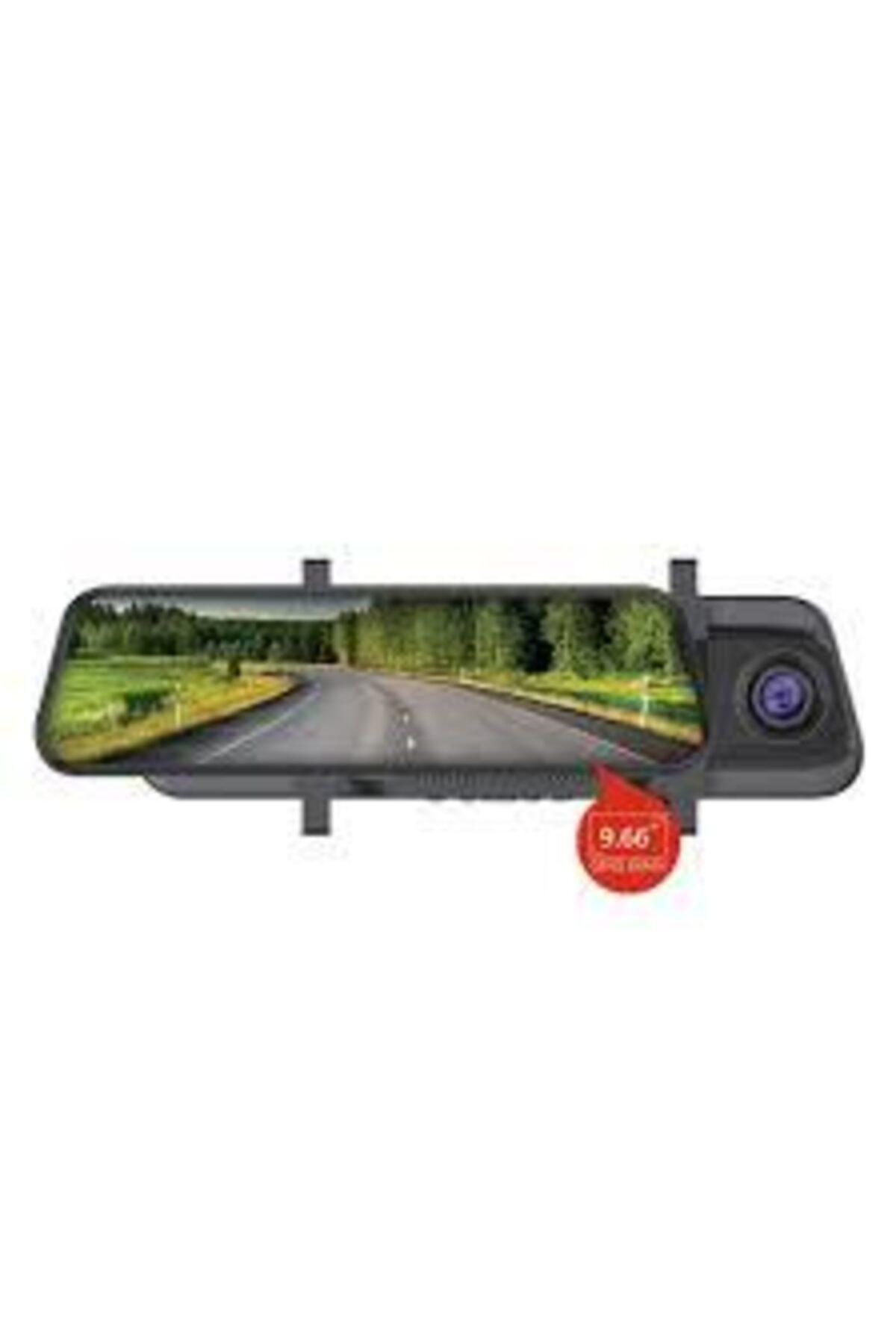 Piranha Araç Içi Full Ekran Yol Kayıt Ve Park Kamerası 1328 1