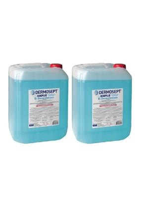 DERMOSEPT Handplus Antibakteriyel El Dezenfektanı 2 X 5 L