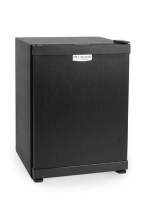 Elektromarla Siyah Blok Kapılı Minibar 40 lt