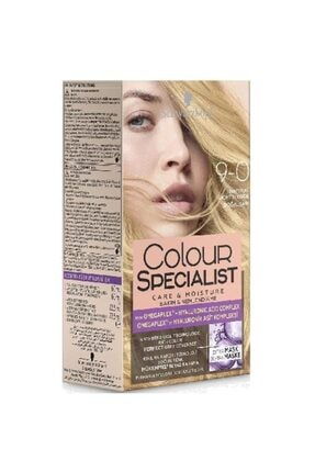 Colour Specialist Saç Boyası 9.0 Doğal Sarı