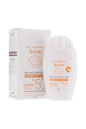 Avene Fluide Mineral Spf 50+