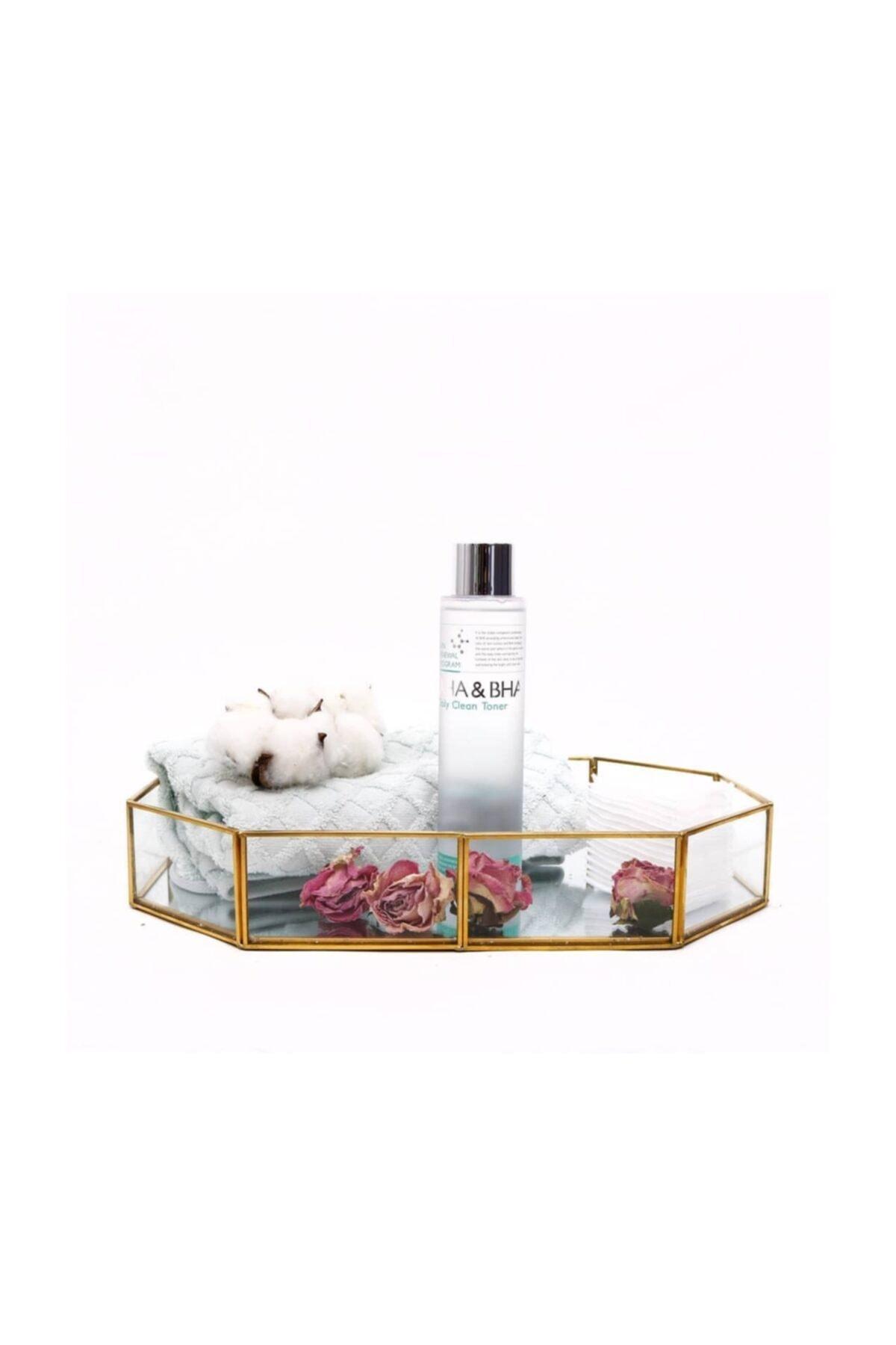 Mizon Aha & Bha Daily Clean Toner - Aha & Bha Günlük Premium Temizleyici Tonik 2