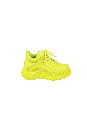 Buffalo Kadın Yeşil Sneaker Bn16301461