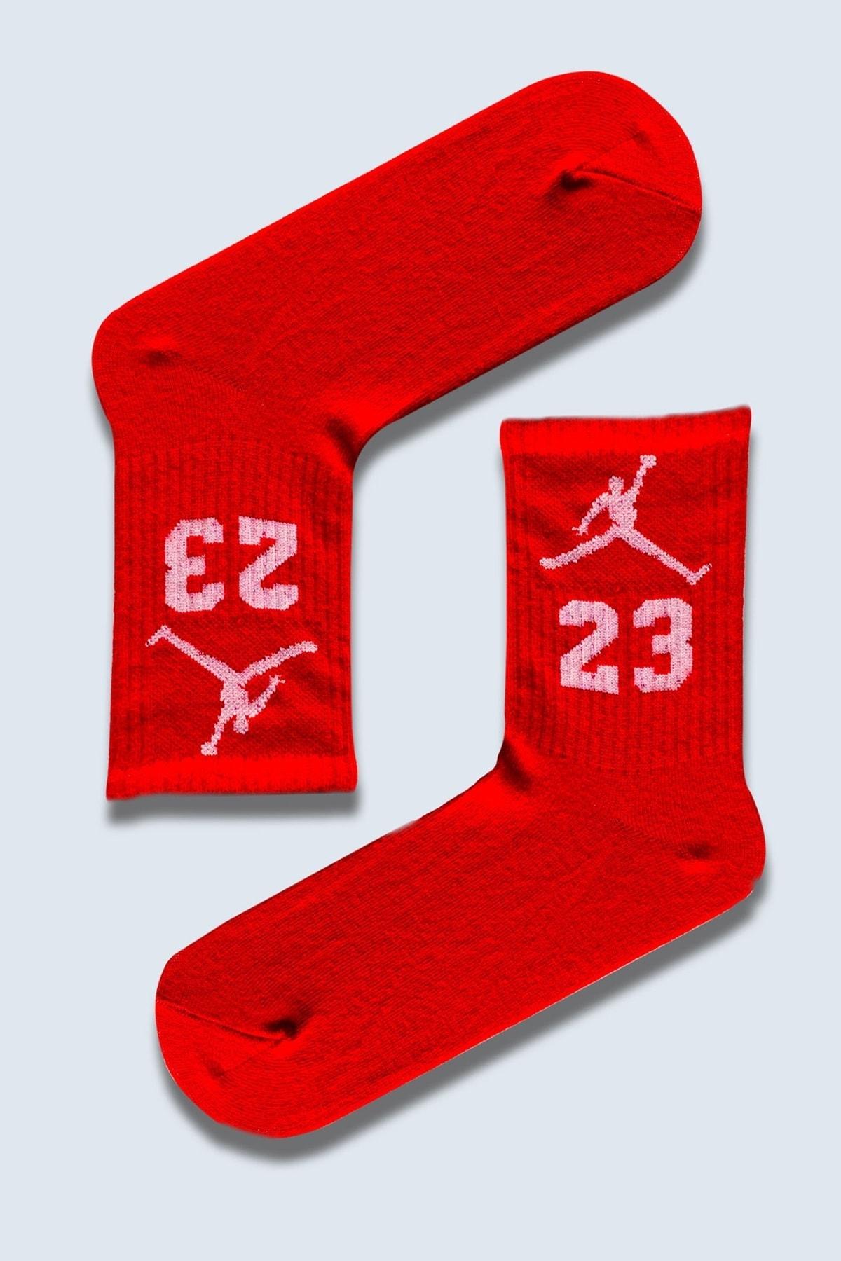CARNAVAL SOCKS 7'li Gym Spor Desenli Atletik Çorap Set 1045 2