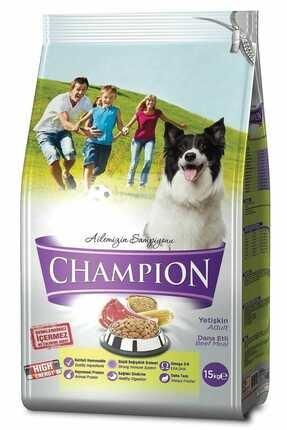 Champion Dana Etli Yüksek Enerjili Yetişkin Köpek Maması 15 Kg