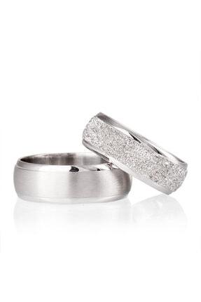 Gümüşcüm Defne Modeli Gümüş Alyans Bayan Nişan Ve Söz Yüzüğü