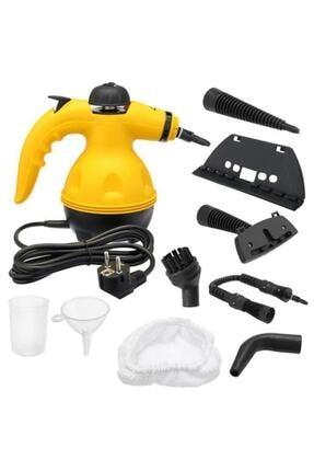 Realindirim Steam Cleaner Basınçlı Buharlı Temizlik Makinesi Antibakteriyel Temizleyici Mop