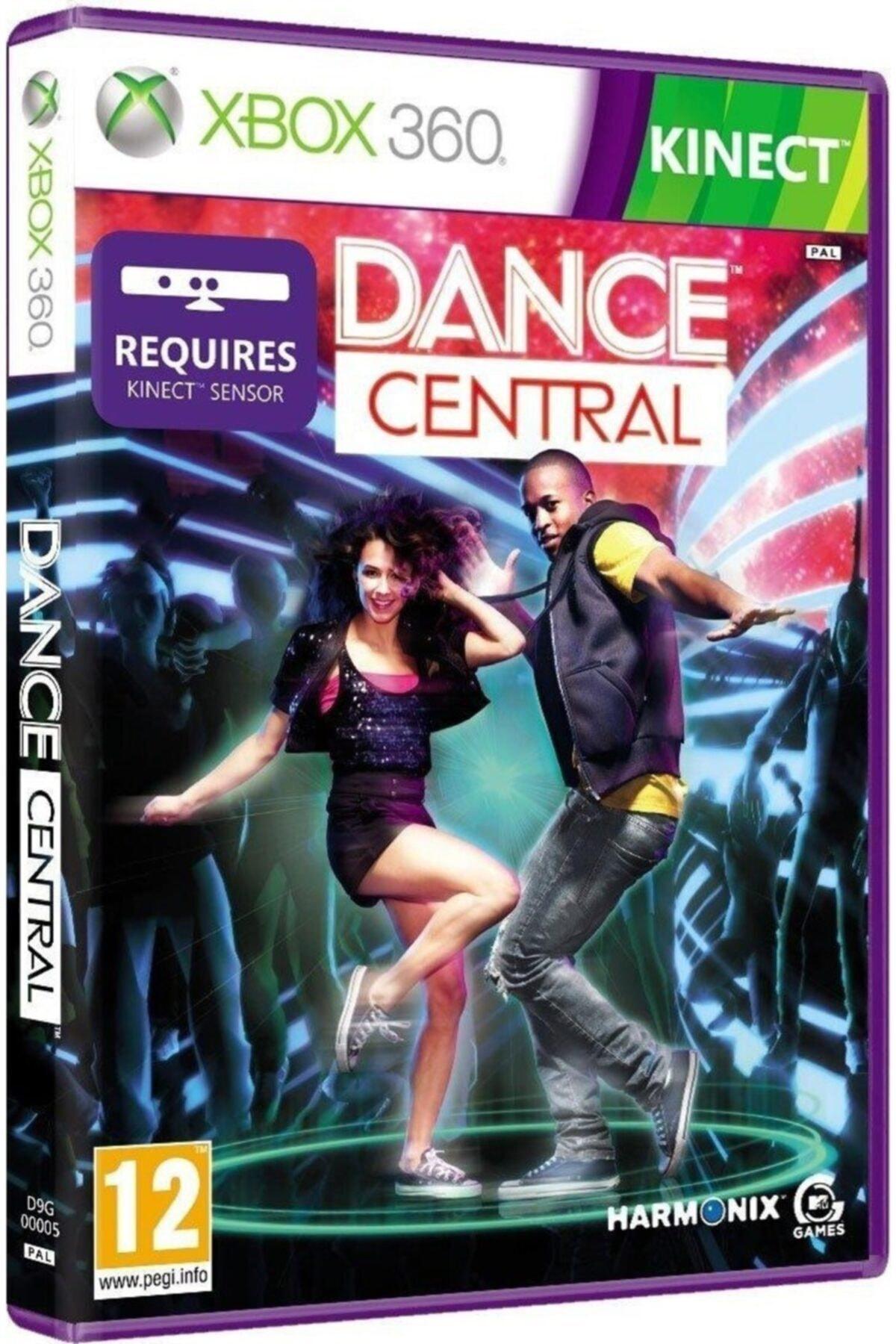 cesmetek Ubisoft Xbox 360 Kınect Dance Central 1