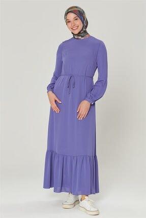 Armine Kadın Lila Elbise 20ka0902