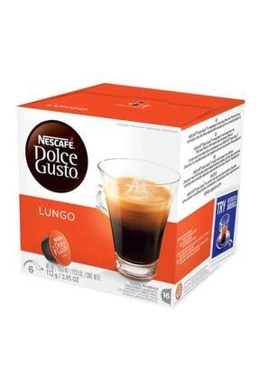 Nescafe Dolce Gusto Lungo Kahve 16 Kapsül