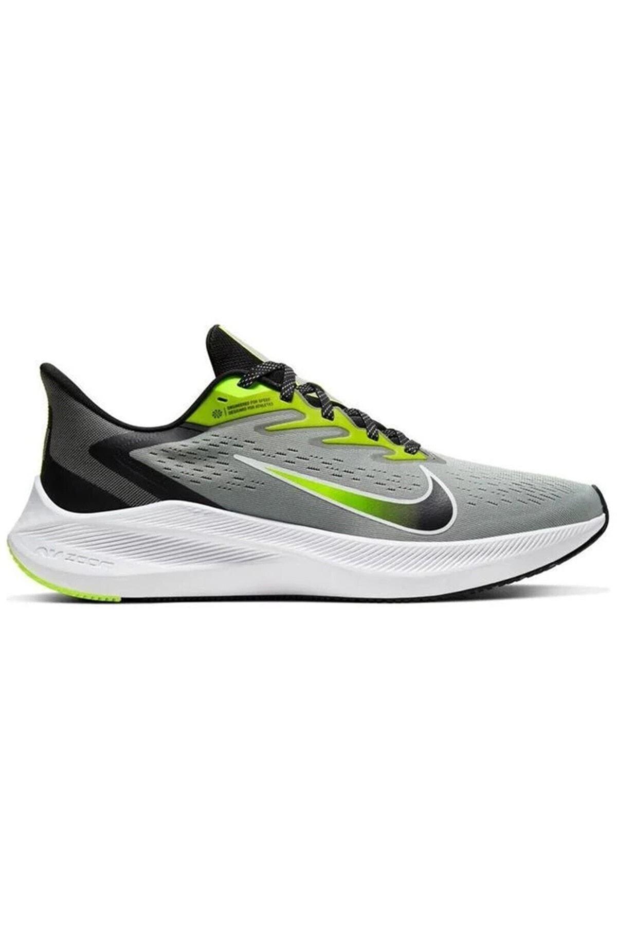 Nike Nıke Zoom Wınflo 7 Erkek Koşu Ayakkabısı Cj0291-002 1