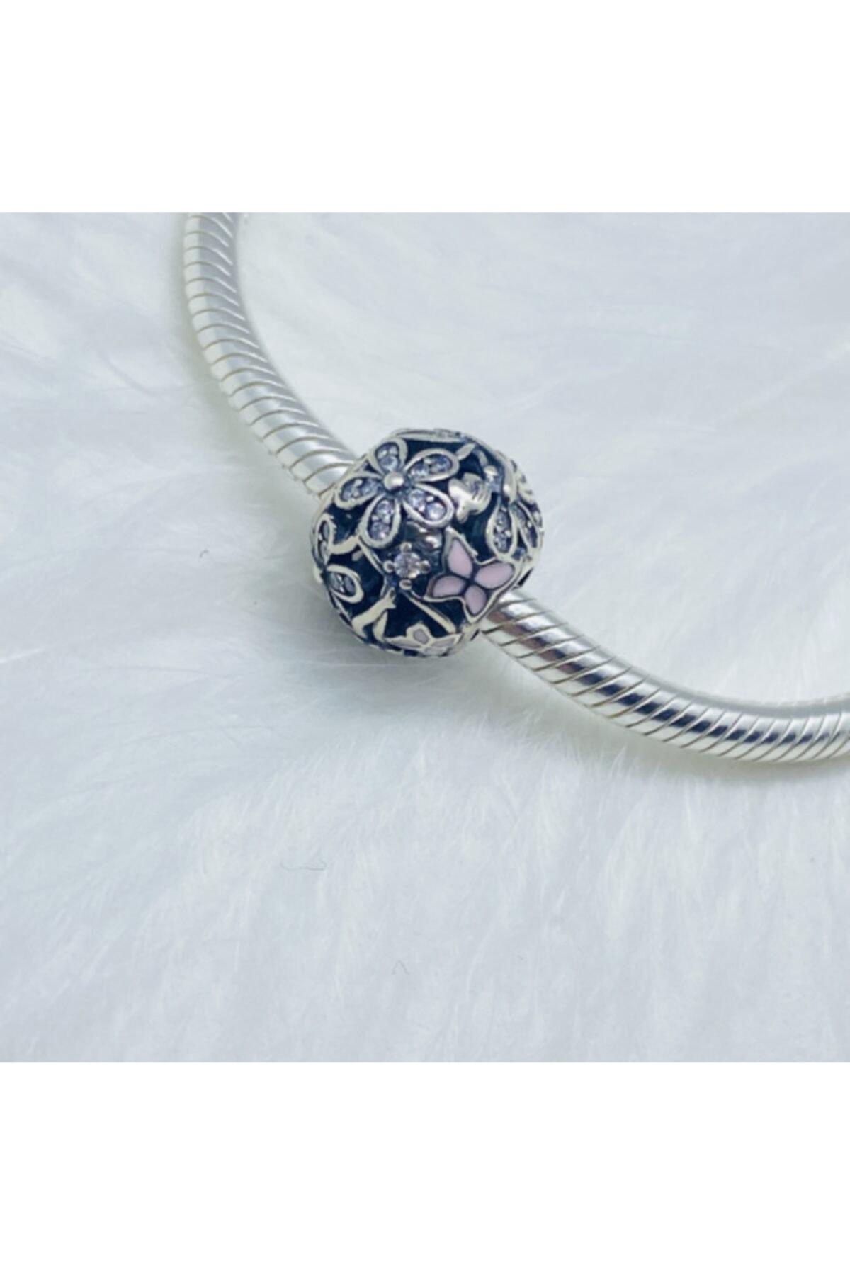 charm kutusu Pandora Bileklikleri Uyumlu Charm 2