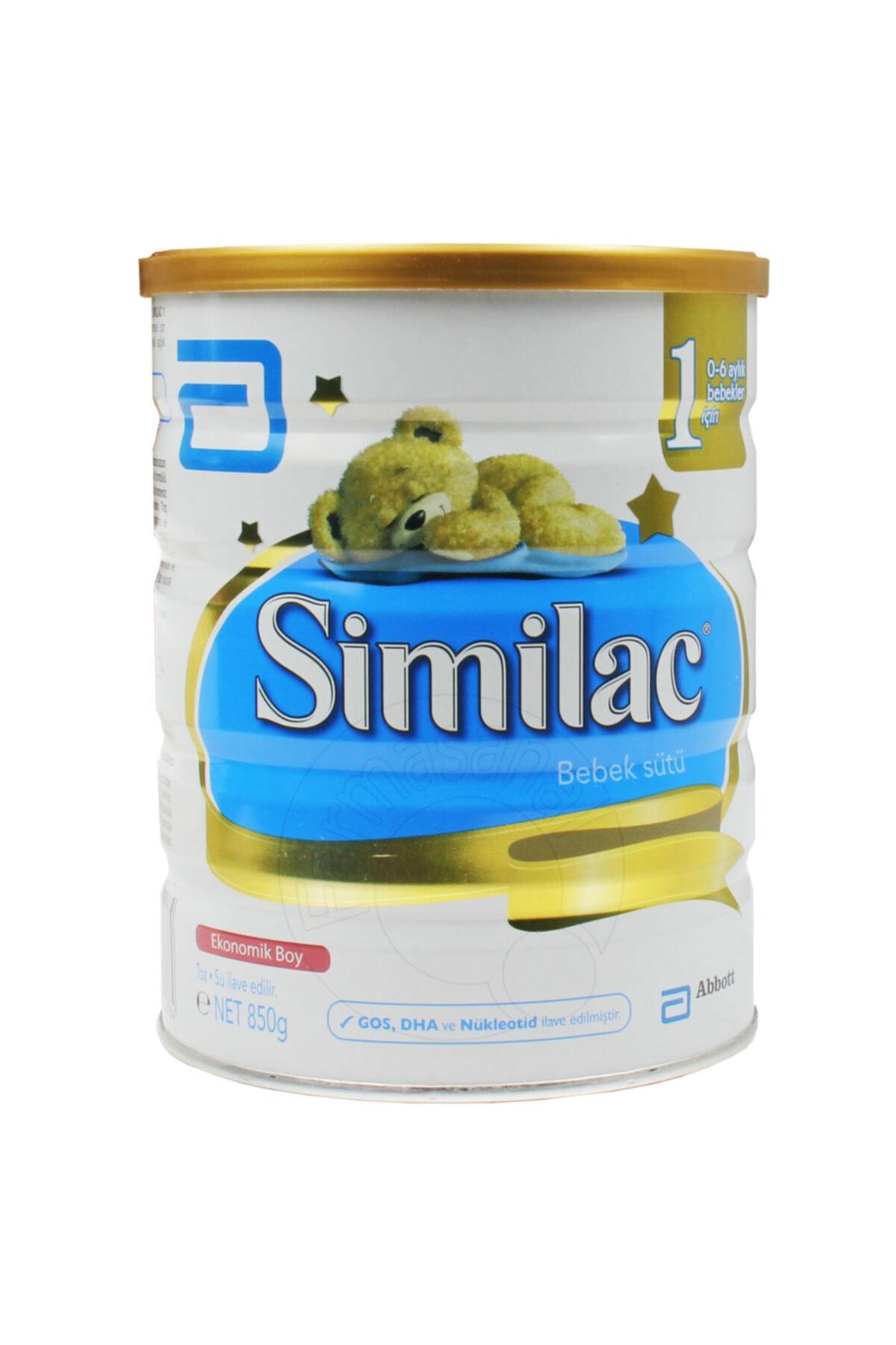 Similac 1 Bebek Sütü 850 gr 1