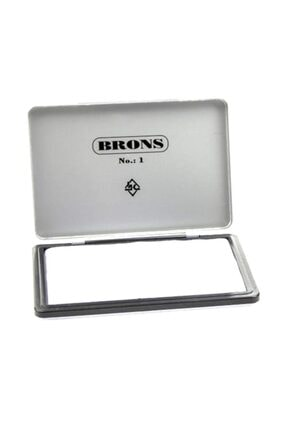 Brons Br-143 Metal Kutulu Istampa No: 1