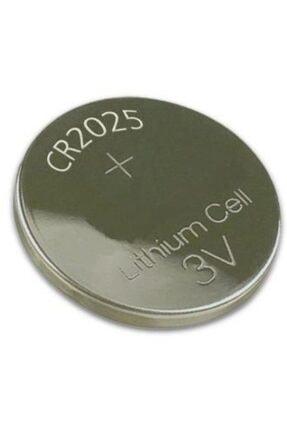 Hellove Cr2025 Lityum Pil Para Pili 3v Tartı Kumanda Oyuncak Pil