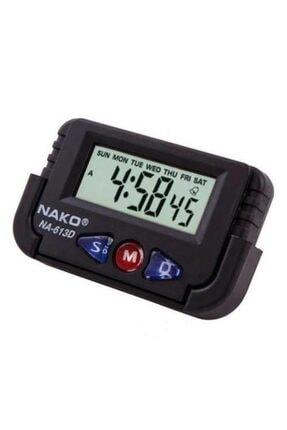 NAKO Etraders Na-613d Küçük Dijital Masa-araba Saati Alarm Kronometre