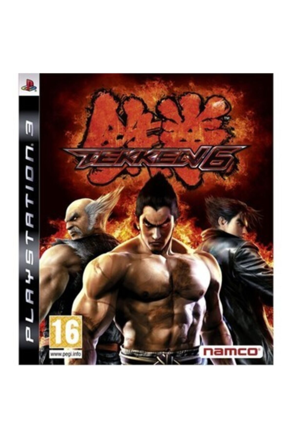 Sony Tekken 6 Ps3 1