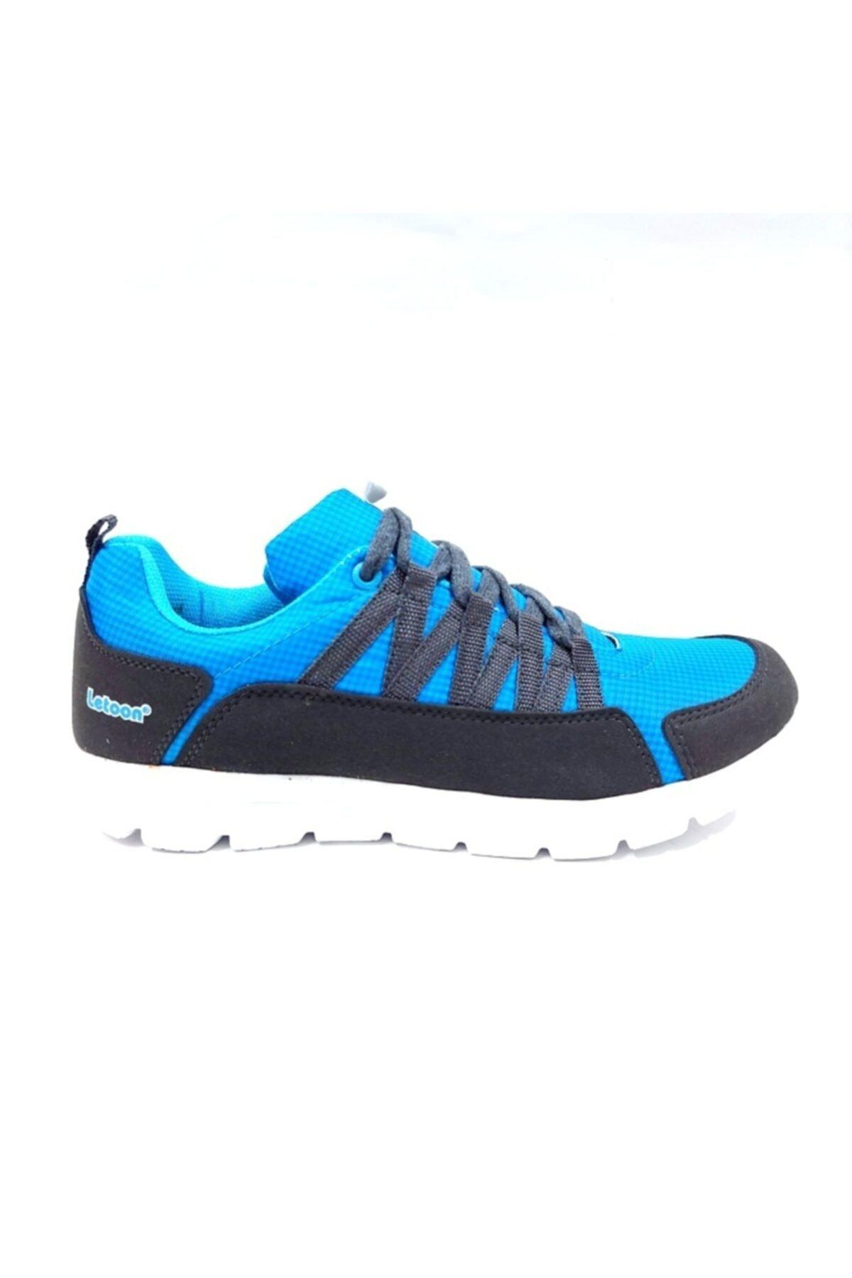 LETOON Paraşüt Kumaş Erkek Spor Ayakkabı 1